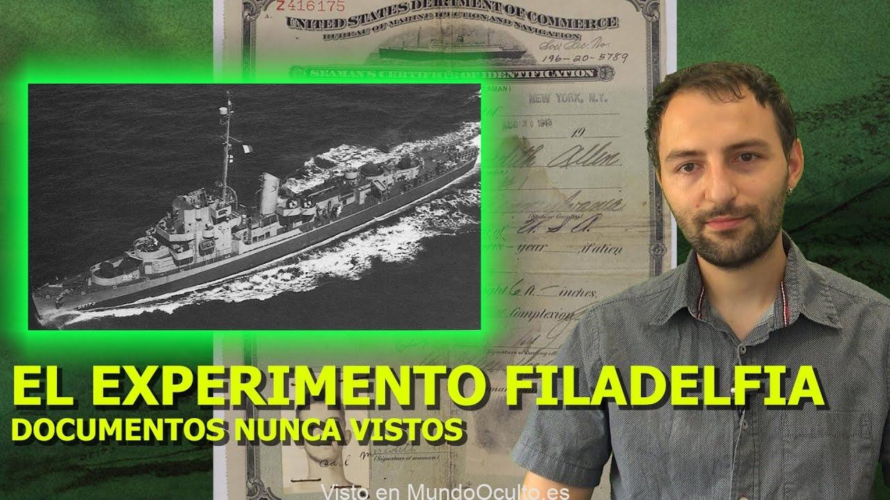 El Experimento filadelfia FUE REAL – DOCUMENTAL COMPLETO con ARCHIVOS NUNCA VISTOS