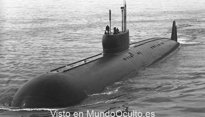 """OSNIs y submarinos soviéticos: """"sucesos en ficheros desclasificados"""""""