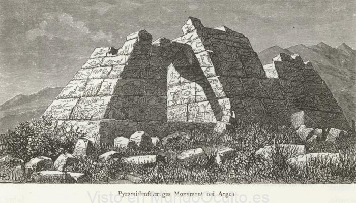 Pirámides de la antigua Grecia: ¿Hellinikon es más antigua que la de Giza?