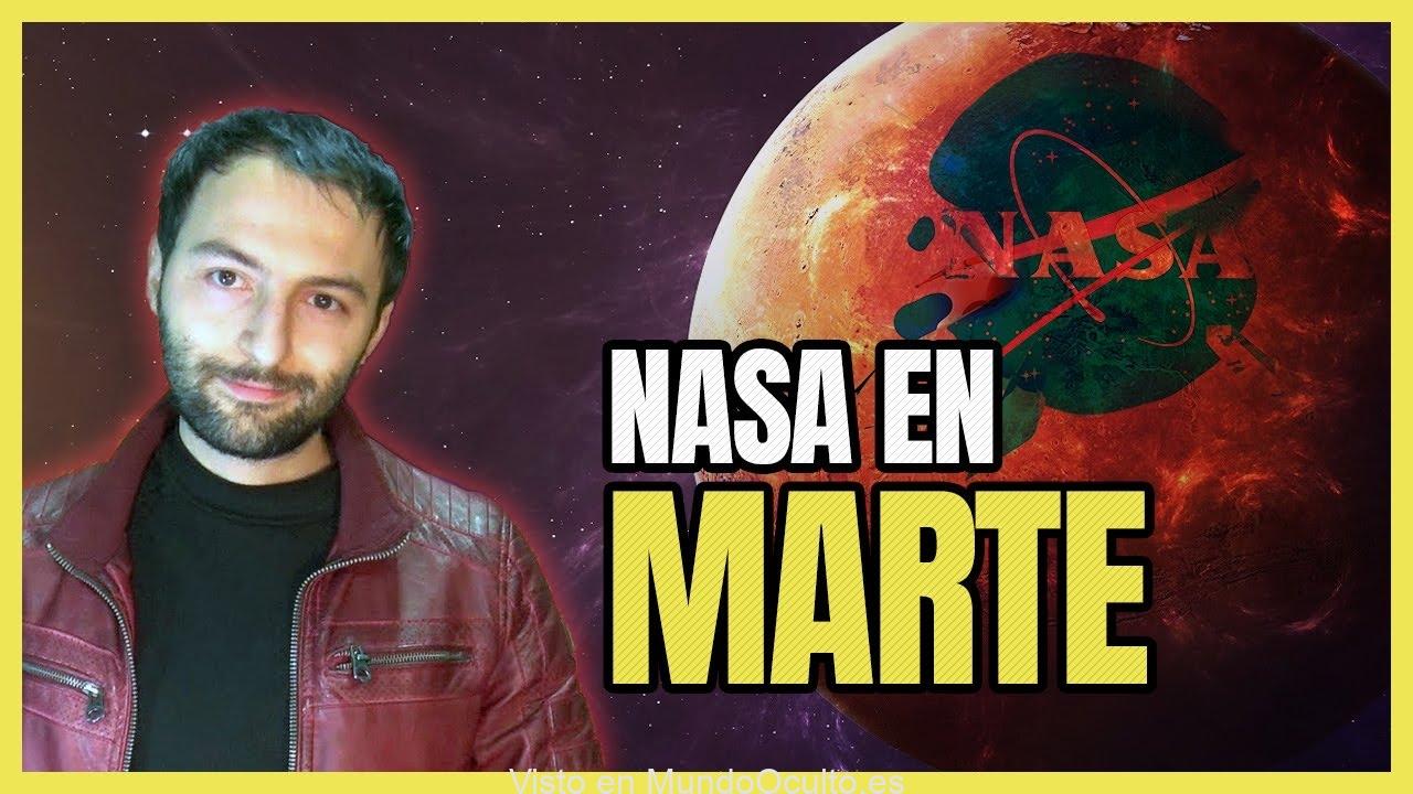 LLEGADA DE LA NASA A MARTE Y ENIGMAS DEL ESPACIO – VM GRANMISTERIO