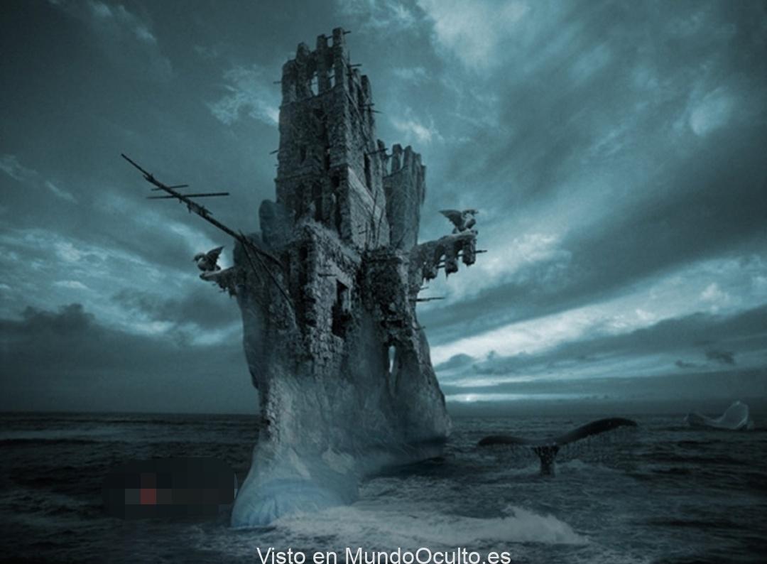 """Flying Dutchman, el mito de un """"barco fantasma"""" sentenciado a navegar para continuamente"""