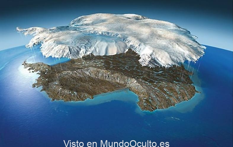 Irregularidades en la Antártida: lo que la ciencia convencional podría estar ocultando