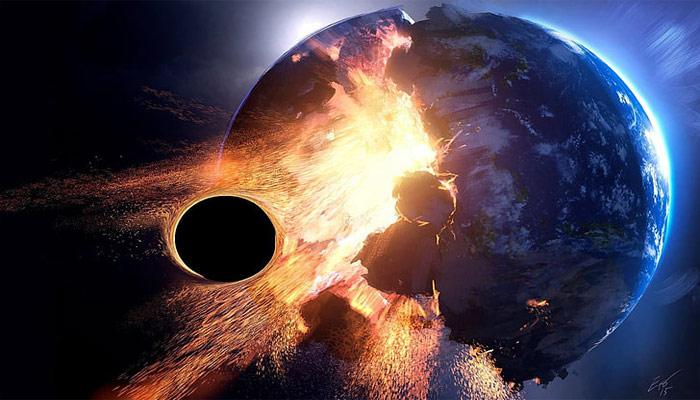 Agujero Negro colosal se dirige a la Tierra a 110 kilómetros por segundo