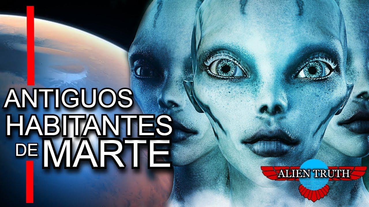 Cydonianos: Habitantes de Marte que fueron DESTRUIDOS