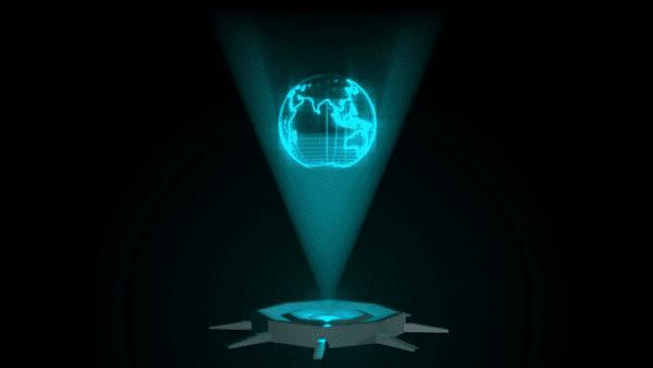 Realidad holográfica