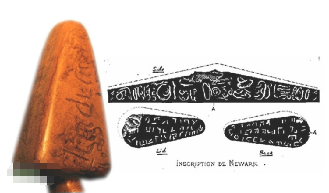 Enigmaticas piedras 'sagradas' con misteriosas inscripciones