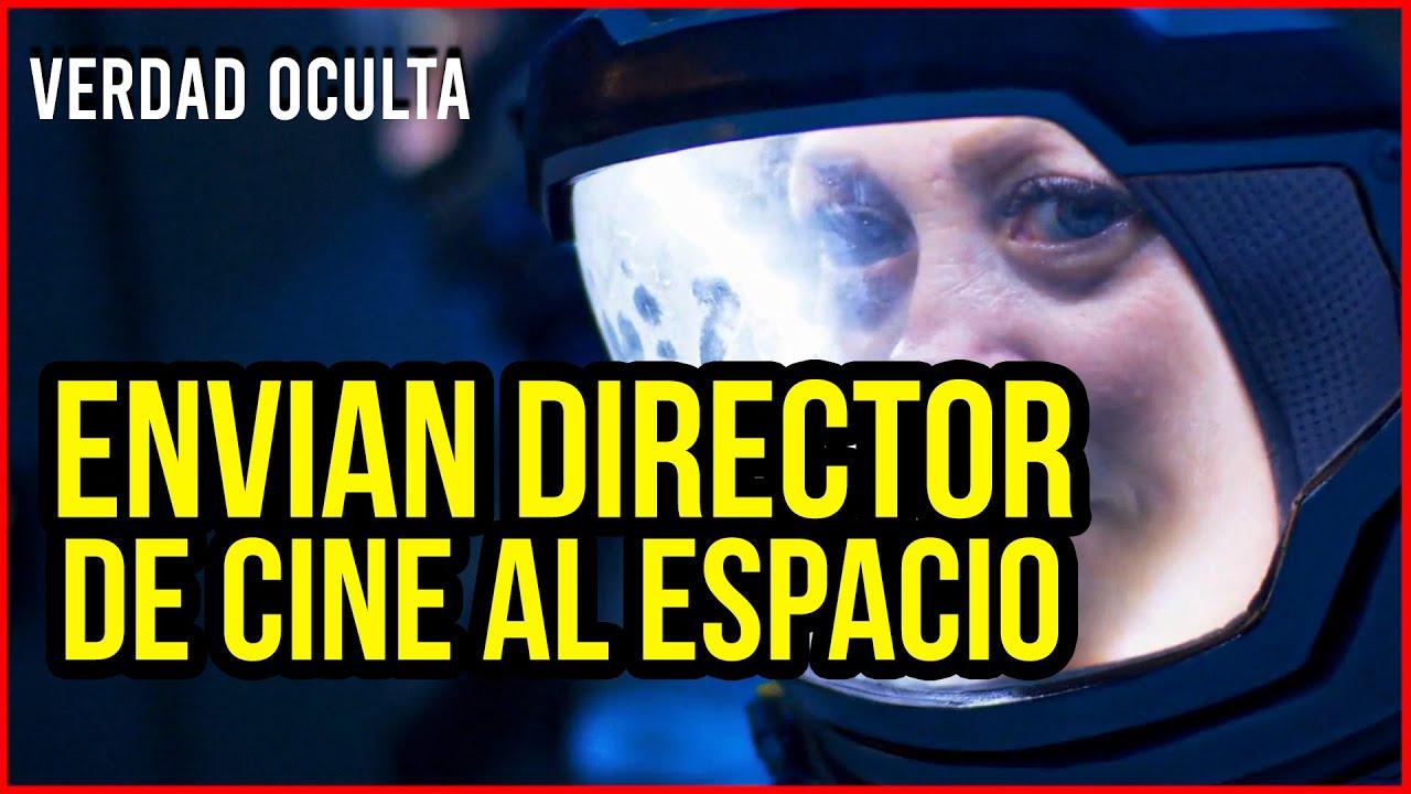 RUSIA ENVIA DIRECTOR DE CINE Y ACTORES AL ESPACIO